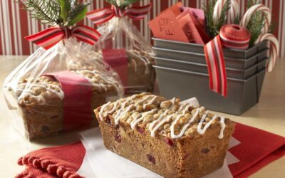 Mini Beet and Carrot Gift Loaves