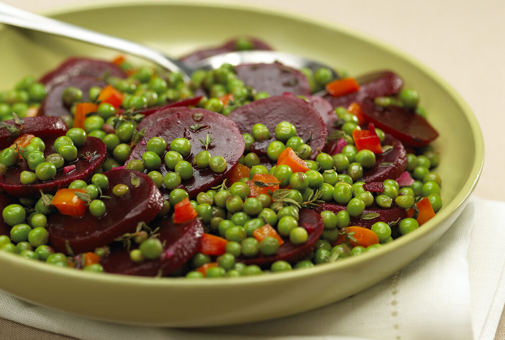 Beets & Onions Vegetable Medley