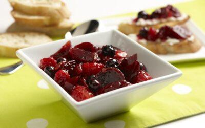 Beet & Berry Chutney