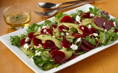 Beet & Avocado Salad