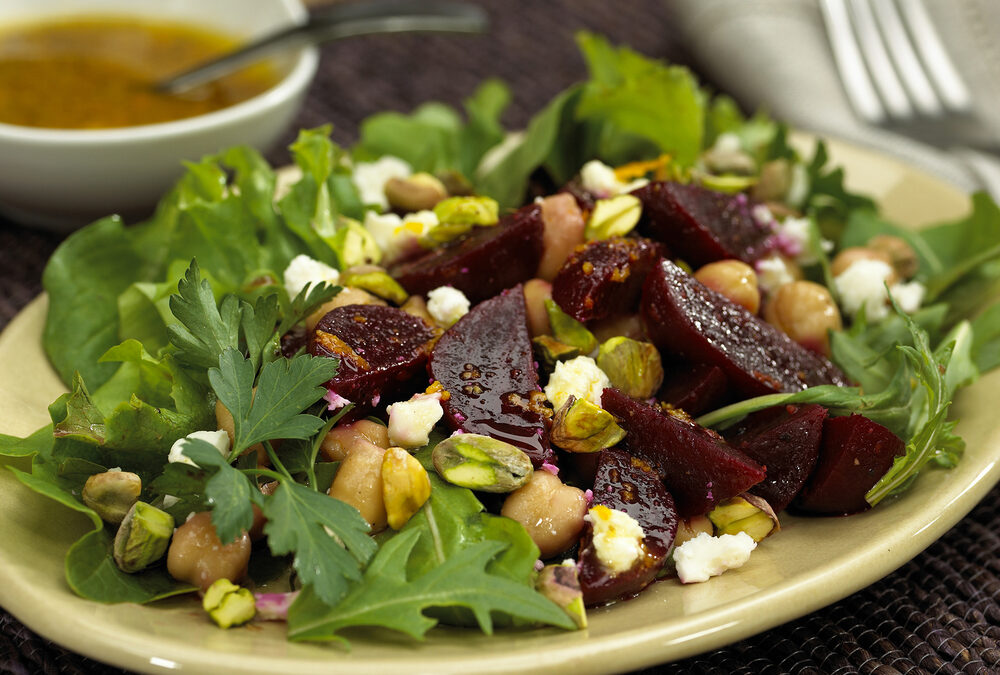 Moroccan Orange Beet Salad