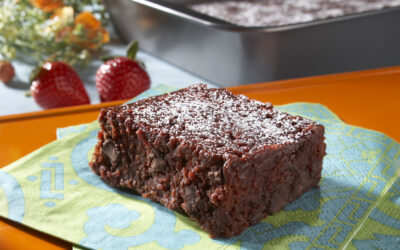 Fudgy Beet Brownies