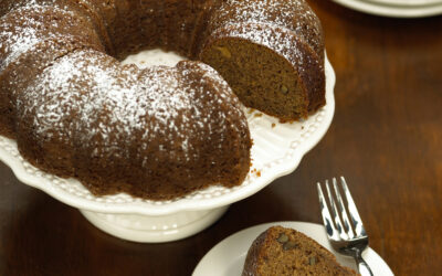 Harvard Beet Spice Cake