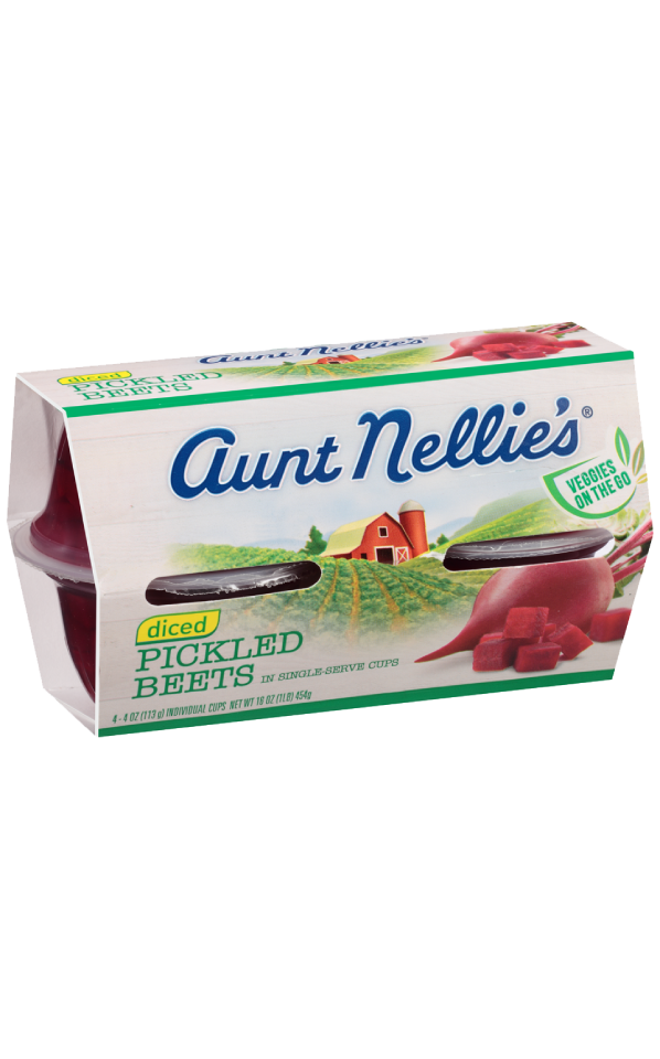 Diced Pickled Beets
