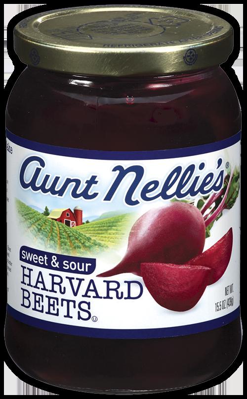 Sweet Sour Harvard Beets