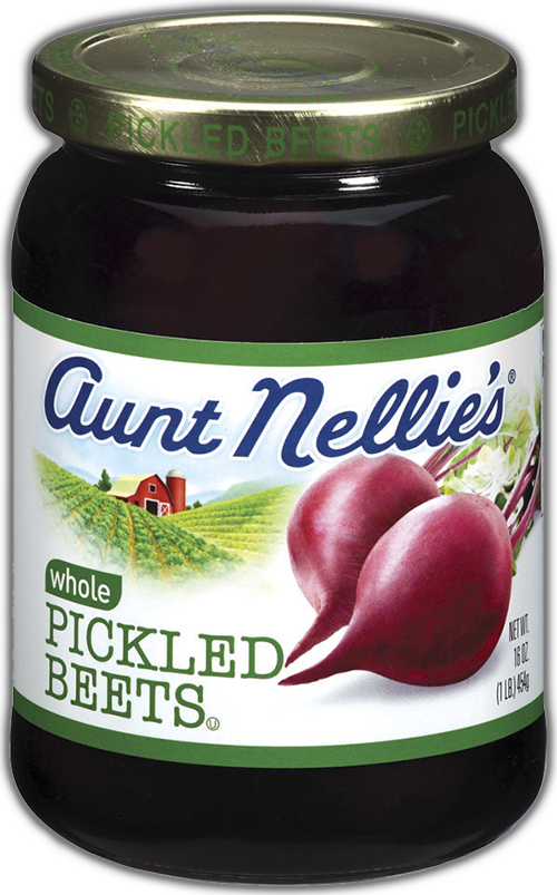 Whole Pickled Beets